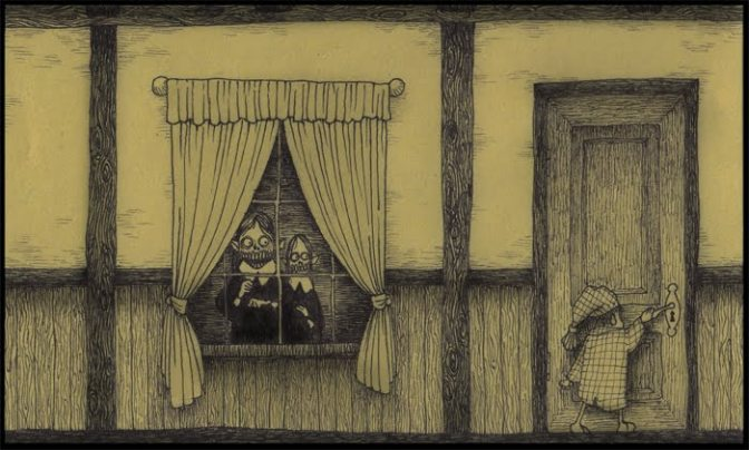 La galleria dei mostri – John (Don) Kenn Mortensen