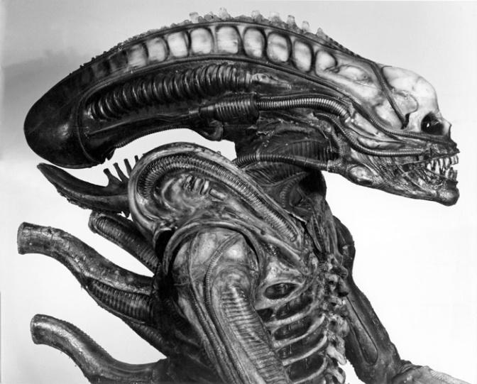 Alien – Giger
