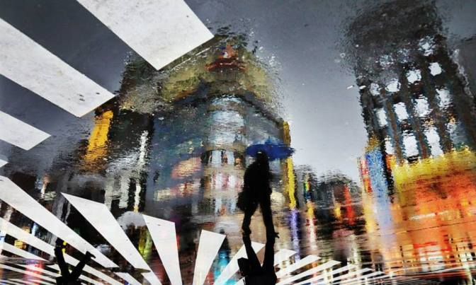 La poetica del mal tempo – Christophe Jacrot